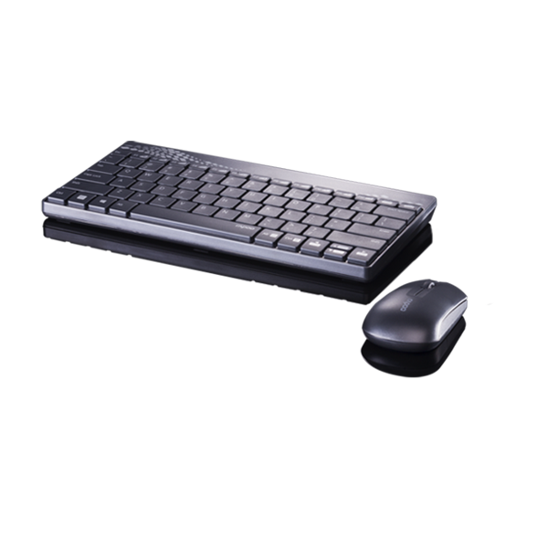 Rapoo Combo Wireless (KB+MSE) 8000 Mini - Black