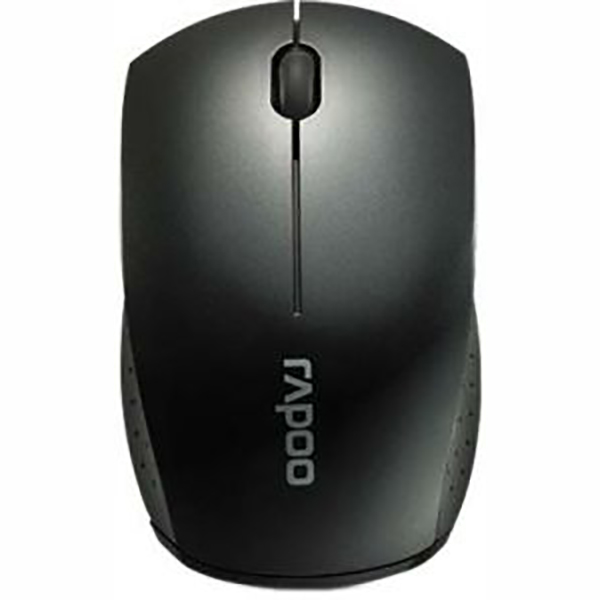 Rapoo Mouse Compact Wireless 3360 - Black