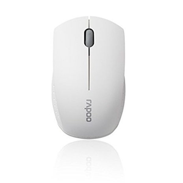 Rapoo Mouse Compact Wireless 3360 - White