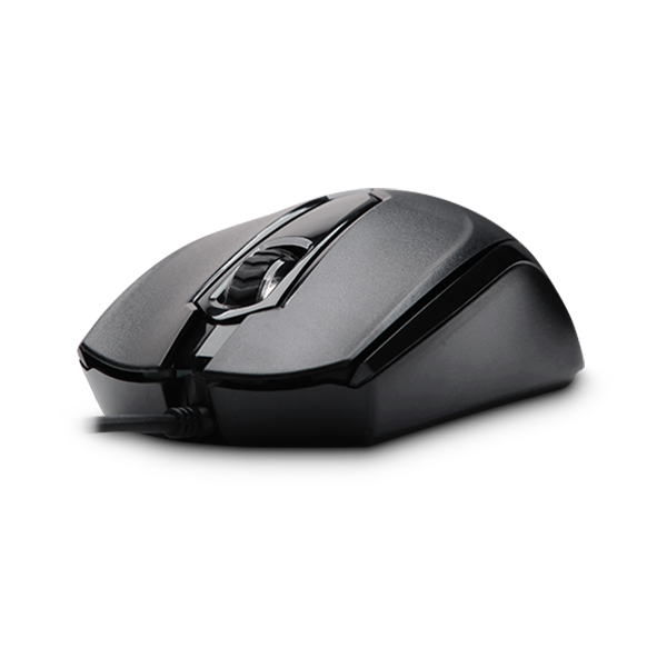 Rapoo Mouse Wired USB N1010 - Black