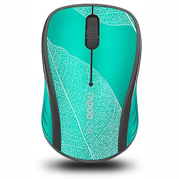 Rapoo Mouse Wireless 5GHZ 3100P - Grass Green