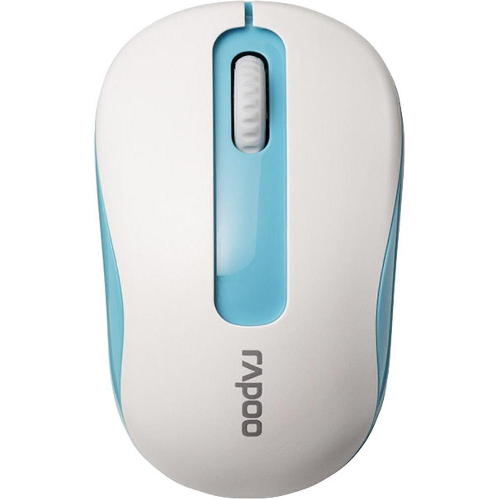 Rapoo Mouse Wireless M10 - Blue