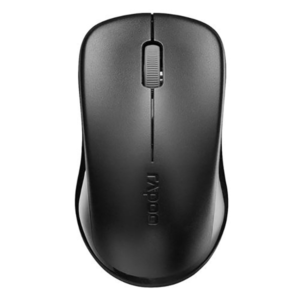 Rapoo Mouse Wireless Optical 1620 - Grey