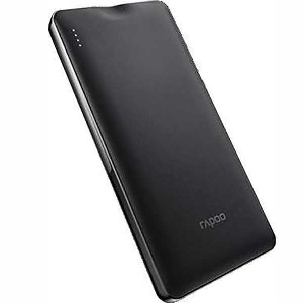 Rapoo Powerbank P390 (10000MAH) - Black