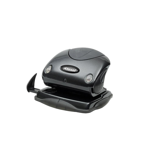 Rexel P215 Precision Punch 15-sheets capacity - Black (pc)