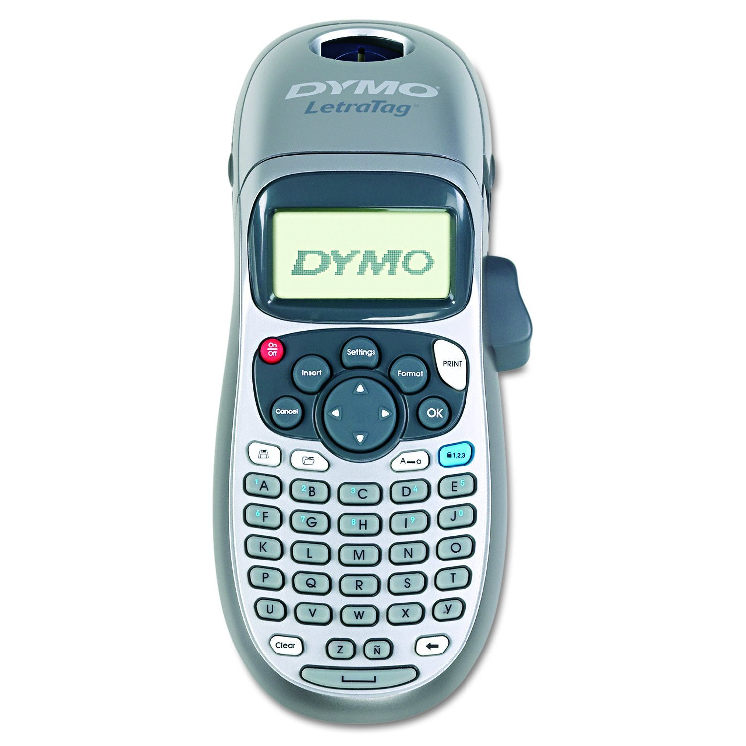 Dymo S0725610 LetraTag LT-100H Handheld Label Maker for Office or Home