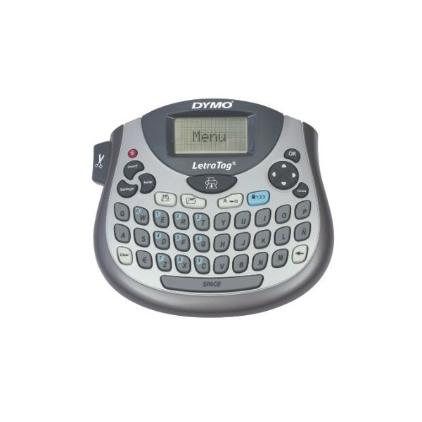 Dymo S0758380 LetraTag LT-100T Qwerty Label Maker