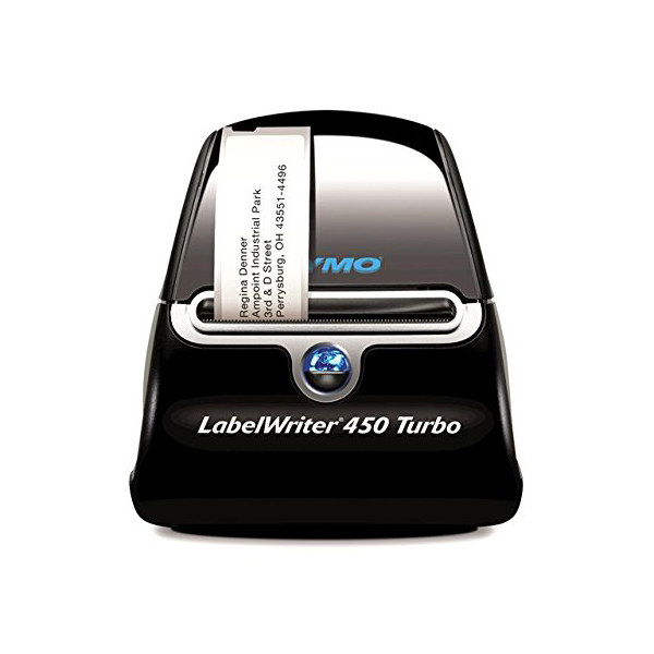 Dymo S0838820 (S0838860) LabelWriter 450 Turbo Label Printer