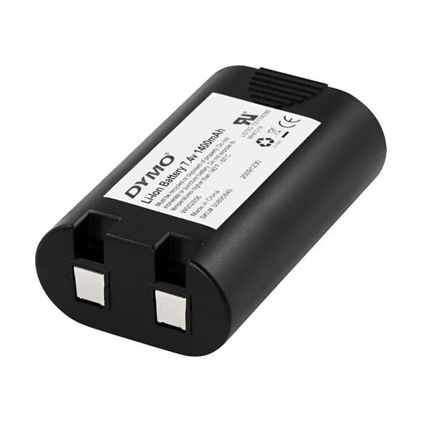 Dymo S0895840 Rhino 5200 Rechargeable Li-Ion Battery