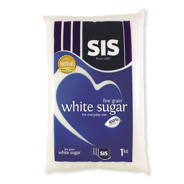 SIS White Sugar - 1kg (pc)