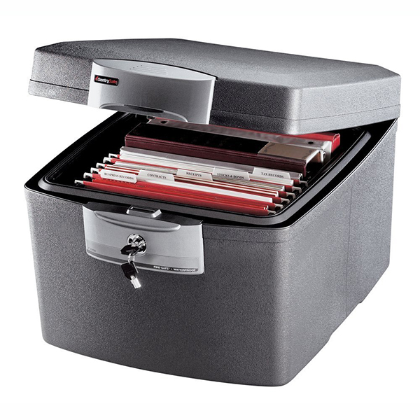 SentrySafe Fire/Water Document Safe (F3300)