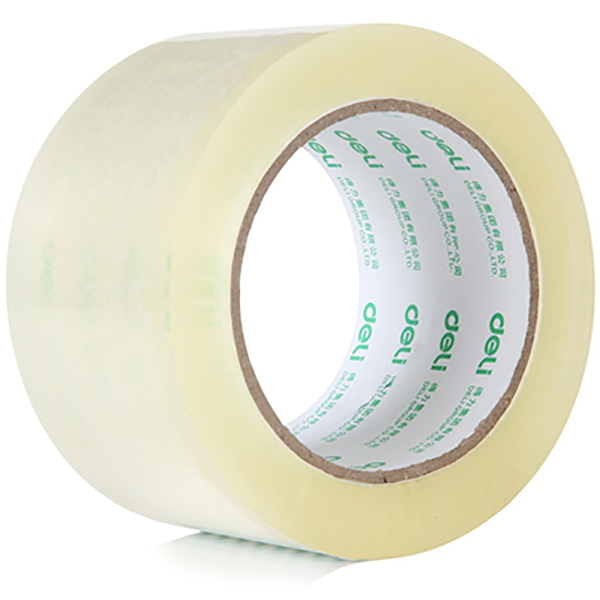 Deli E30202 Packing Tape 2in x 50yds - Clear (pc)