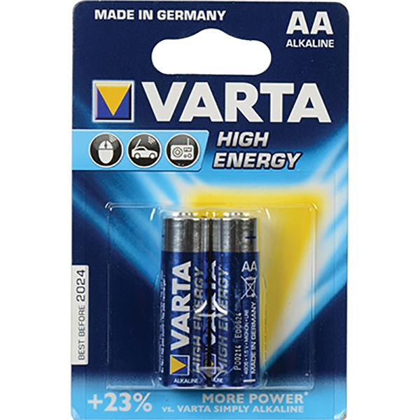 Battery AA (Pkt/2pc)
