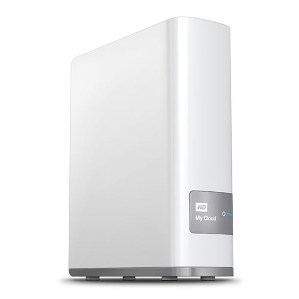 WD My Cloud 4TB Gigabit Ethernet USB 3 0