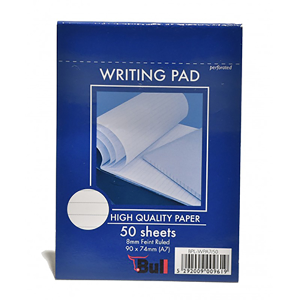 Writing Pad A7 (pc)