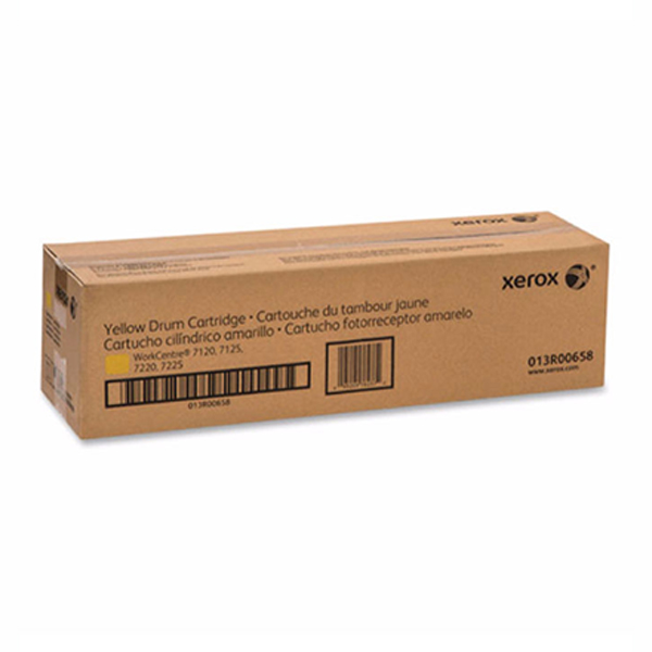 Xerox Yellow Drum Cartridge for WorkCentre 7225 (013R00658)