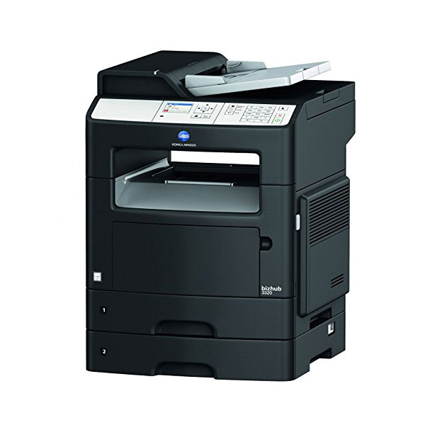 Konica Minolta Bizhub 3320 Copier Printer Scanner