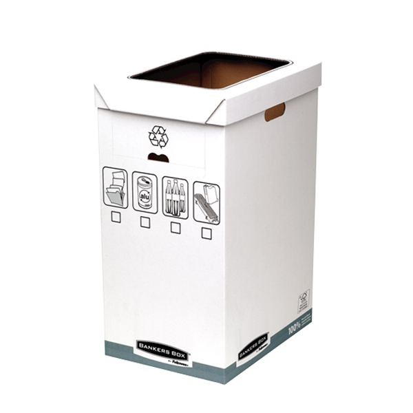 Fellowes Bankers Box System Recycle Bin