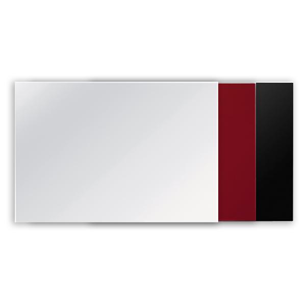 Magnetoplan Glass Boards (120cm x 90cm)