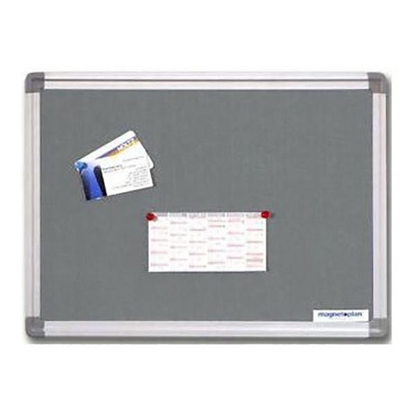 Magnetoplan Pinboards - 90cm x 60cm (pc)