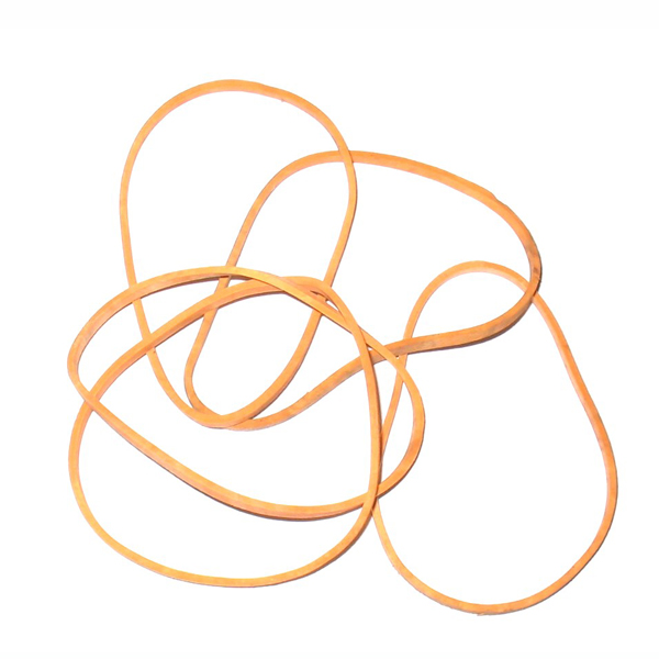 Light Rubber Band No. 19 - 100g (pkt)